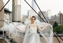 Couture Wedding Fashions / For the bride who aims to color outside the lines. / by Style Me Pretty