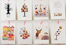 Illustration inspiration - kids / by Jill Lycoops