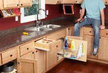 kitchen ideas / by Chris Kamen