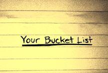 Bucket List / by Nina Beatty