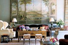 Interiors / by Mark Patrick