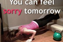 Time to Get Skinny: Exercises and Motivation / by Samantha Perez