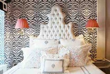 Bedrooms / by Amy Peckham