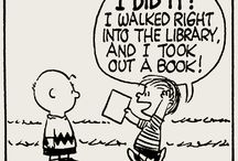 Just for Laughs / Literary humor and fun. / by Marathon County Public Library