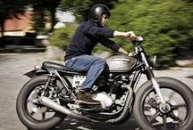 Classic & custom bikes / by Jose da Costa