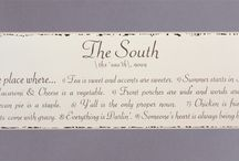 The South / by Scott Curry