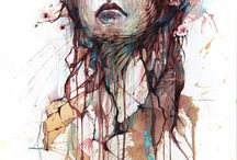 art / by Rosa Rivera