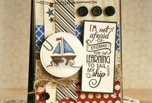 Learning to Sail / by Verve Stamps