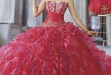 Quinceñera Dresses  / by Maria's Bridal Shop