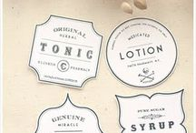 Labels and packaging / Product packaging / by The Kitchen Salon