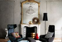 Fab living spaces / by Abigail Ahern