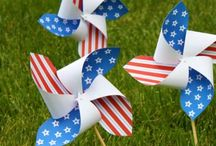 Crafty Fourth of July / by Penny Dell Puzzles