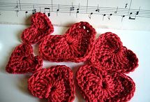 crochet ideas  / by Cara Gaddis Otten