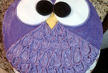 Owl Theme 1st Birthday / by Sari Fairy