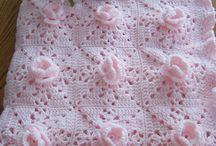 Crochet lady / by kimber Lemons
