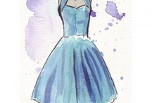 Watercolor / The Beautiful Watercolor of Others / by Dianne Sallee
