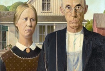 Grant Wood / by Masterpiece Art