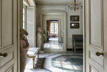 Floor Decor / Tiled, painted and patterned floors with a wow factor. / by Emily Ruddo