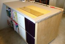 Sewing Room Organization / by WeSewRetro