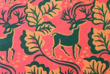 Color & Pattern / Inspiring colors and patterns / by Chantal Green