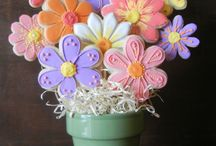 cookie bouquets / by Theresa Klossing