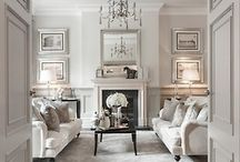 Living Room / by Krystal Schlegel