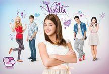Violetta / by Nyah Janssens