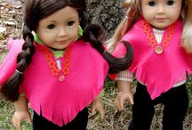 American Girl Doll Ideas, Crafts and More! / by Jen Davis