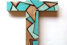 DIY Crosses! I LOVE Crosses!! / by Terra Moon