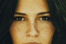 Freckled Beauty / by Elly Earl