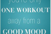 fitness / by Rebecca Haug