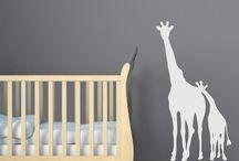 Safari Nursery Theme / by Kate Fredrick