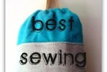 Just Say Sew / by Abbi Mays