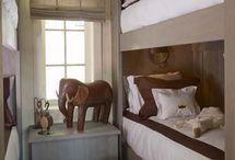 Bunk Beds / by Christy Davis