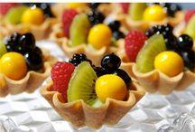 Wedding Food Presentation / by Hazlehurst House