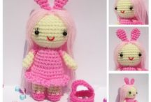 Muñecos de crochet / by Alfalfa Accesorios