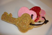 Valentine's Day Yummies / A Collection of Romantic Valentine's Day treats / by The Wacky Cookie Company