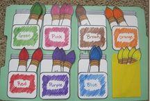 Homeschool - Prechool / by Dawn Collyott