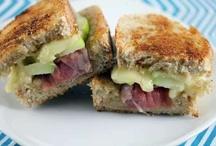 Sandwiches, Wraps & Burgers.. yum! / by Courtney Latimer