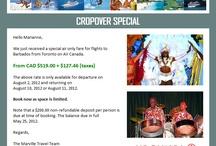 Barbados Travel / by Totally Barbados