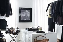 Dream Closets / it all about closets / by Alexe Gauthier