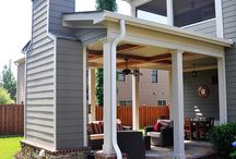 Outdoor living / by Miss Donna
