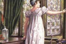 Jane Austen / by Rachael Nicholes Metz