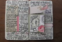 journal love / by Sara Ramseur