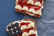 Breakfast / by Heidi Rawle Shinners