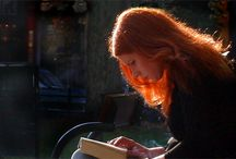 Falt Ruadh•Copper Red Hair / by Kimberly Lawday