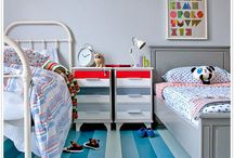 Bedroom {kids} / by A Strick
