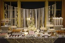 Annie's sweet table / Wedding sweet table inspirations