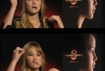 Things Jennifer Lawrence says / by Daisy Isenberg