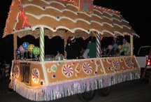Girl Scouts Christmas Float / by Courtney Hall